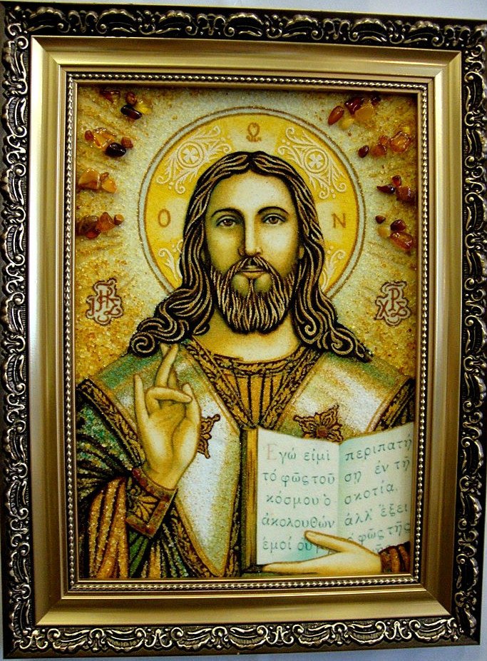 Иисус Христос  і-02 Господь Вседержитель