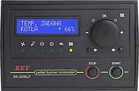 Автоматика KEY RK2006LP для пеллетной горелки
