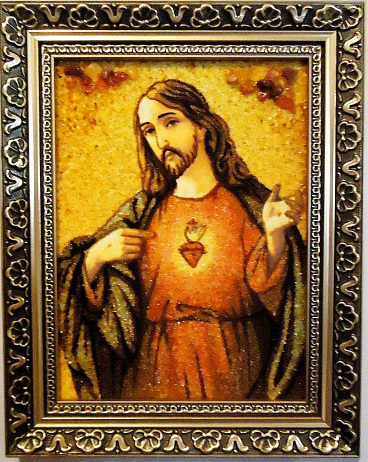 Иисус Христос і-16 Господь Вседержитель (пара с Мария і-15)