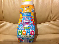 Finale MOMO.детский шампунь 500мл.Апельсиновый. Польша.
