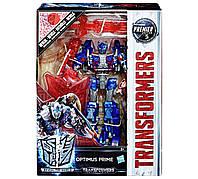 Трансформеры Вояджер Оптимус Прайм Transformers Reveal the Shield Premier Voyager Optimus Prime
