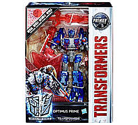 Трансформер Hasbro Оптимус Прайм23 шага Вояджер Transformers Reveal the Shield Premier Voyager Optimus Prime