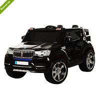 Электромобиль детский Джип BMW M 3107 EBLR-2 черный