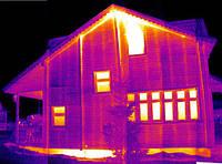 Энергоаудит Тепловизионное обследование домов