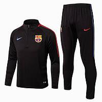 Футбольный тренировочный костюм Барселона, 17/18 сезон, фото 1