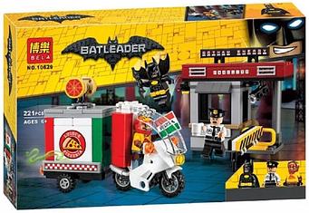 """Конструктор Bela 10629 . аналог Lego The Batman """"Специальная доставка от Пугала"""" 221 дет"""