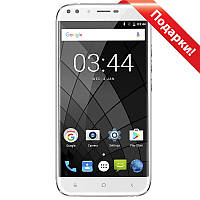 "➨Смартфон 5.5"" OUKITEL U22, 2GB+16GB White камера 8 Мп Android 7 гнутое стекло 2.5D 4 ядра автофокус 2500 mAh"