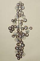 Настенный декор Расмус шампанское h88cm