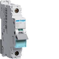 Автоматический выключатель 1P 10kA D-0.5A 1M