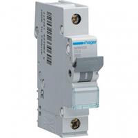 Автоматический выключатель 1P 25kA C-0.5A 1M