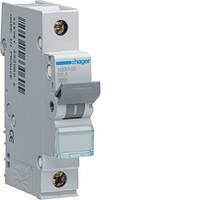 Автоматический выключатель 1P 25kA D-0.5A 1M