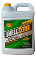 Антифриз Shell Shellzone 3,78л G11 50/50 -40С готовый, зеленый  9401006021