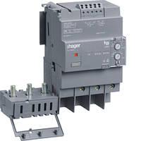 Блок УЗО для выключателей Х160: 3п 125A, утечка тока 0.03-6А