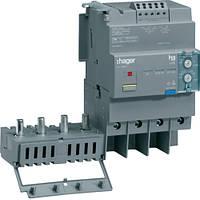 Блок УЗО для выключателей Х160: 4п 125A, утечка тока 0.03-6А