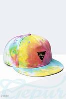 Цветная летняя бейсболка Gepur 21889