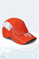 Спортивная летняя бейсболка Gepur 21893