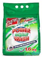 Стиральный порошок Power Wash Original 1,6кг.