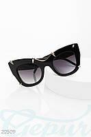 Солнцезащитные очки-лисички Gepur 20509