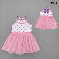 """Летнее платье """"Бабочка"""" для девочки. 2-3 года, фото 1"""