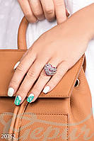 Кольцо с камнем Gepur 20752