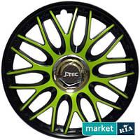 Колпаки R13 J-Tec (Jacky) Orden Green Black