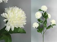 Цветок декор Хризантема
