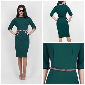 Изысканное женское платье