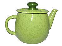 Чайник эмалированный (1 л) Epos Киви, арт. 2707/4Ч