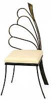 Кованый стул для гостиной 26