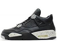 Мужские кроссовки Air Jordan 4 (IV) Retro LS Oreo