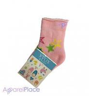 Легка Хода Носки детские 9165, розовые