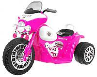 Детский трицикл на аккумуляторной батареи 6V Harley-Davidson style