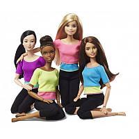 Кукла Barbie Двигайся как я в ассортименте (4)