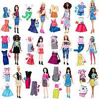 Набор Barbie Модница с одеждой в ассортименте