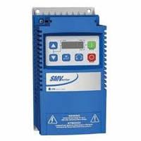 Частотный преобразователь 1-но фазный 0,37 кВт ESV371N02YXB