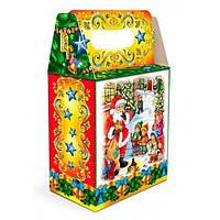 Новогодний подарок в картонной упаковке. Набор №6 2000 г