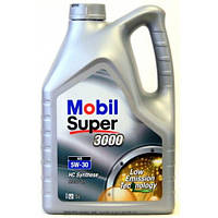 Масло для двигателя Mobil Super 3000 XE 5W30 5L
