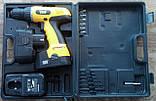 Шуруповерт аккумуляторный Einhell BAS 18-2/1HA, фото 2