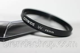 Ультрафиолетовый защитный UV cветофильтр CITIWIDE 46 мм