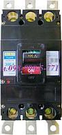 Автоматический выключатель силовой УкрЕМ ВА-2004 300А. АСКО. Силовой автомат. Трехполюсный. Вводной автомат.
