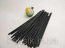 Lollipop черные укр 50 шт 15см