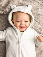 Костюмчики для малышей от 0 до 4-х месяцев