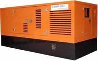 Дизель генератор, электростанция (ДГУ, ДЭС) серии P (8 — 880 кВА)