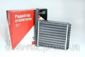 Радиатор отопителя, печка, ВАЗ 1117, ВАЗ 1118, ВАЗ 1119 Калина алюминиевый  ДААЗ