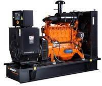 Дизель генератор, электростанция (ДГУ, ДЭС) серии De (30 — 165 кВА)