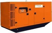 Дизель генератор, электростанция (ДГУ, ДЭС) серии V (200 — 700 KVA)
