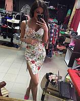 Женское модное летнее платье сарафан