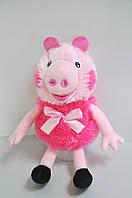 Мягкая Свинка Пеппа 42 на 31 см.
