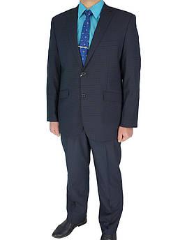 Чоловічий костюм Giordano Conti 610#3 темно-синього кольору