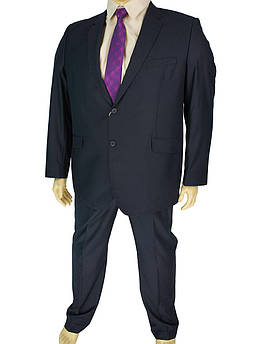 Чоловічий костюм Giordano Conti 291#6 в темно-синьому кольорі